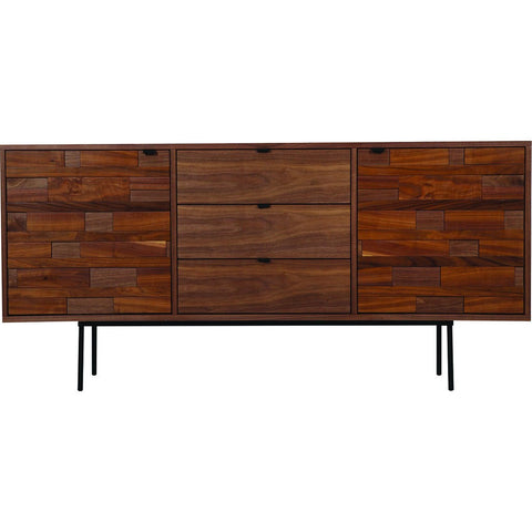 ION Design Pasadena Credenza | Brown P-20825