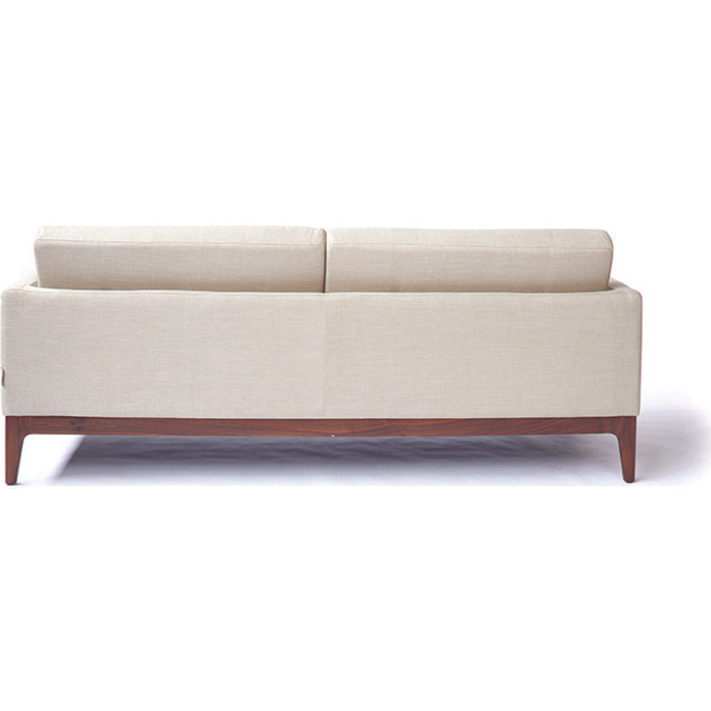 ION Design Petrine Sofa | Gray/Walnut P-26133