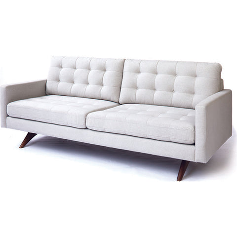 ION Design Justus Sofa | Gray/Wood P-26183