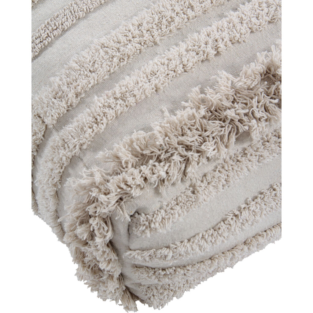 Lorena Canals Air Pouffe | Dune White