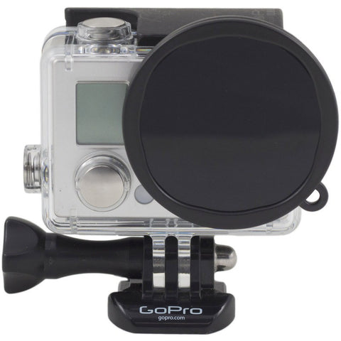 Polar Pro GoPro Neutral Density Filter | Hero3 Standard Housing