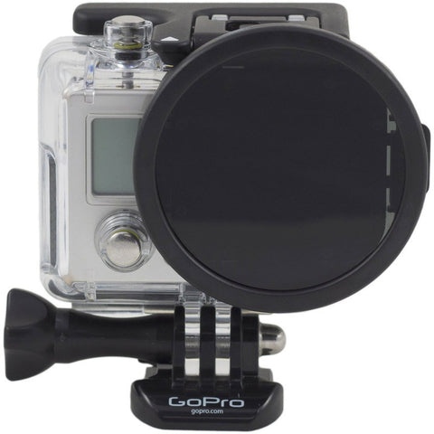 Polar Pro GoPro Neutral Density Filter | Hero3/3+/4 Dive Housing