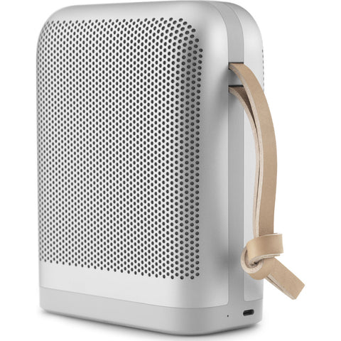 Bang & Olufsen Beoplay P6 Portable Bluetooth w/ Microphone Speaker | Natural 1140046