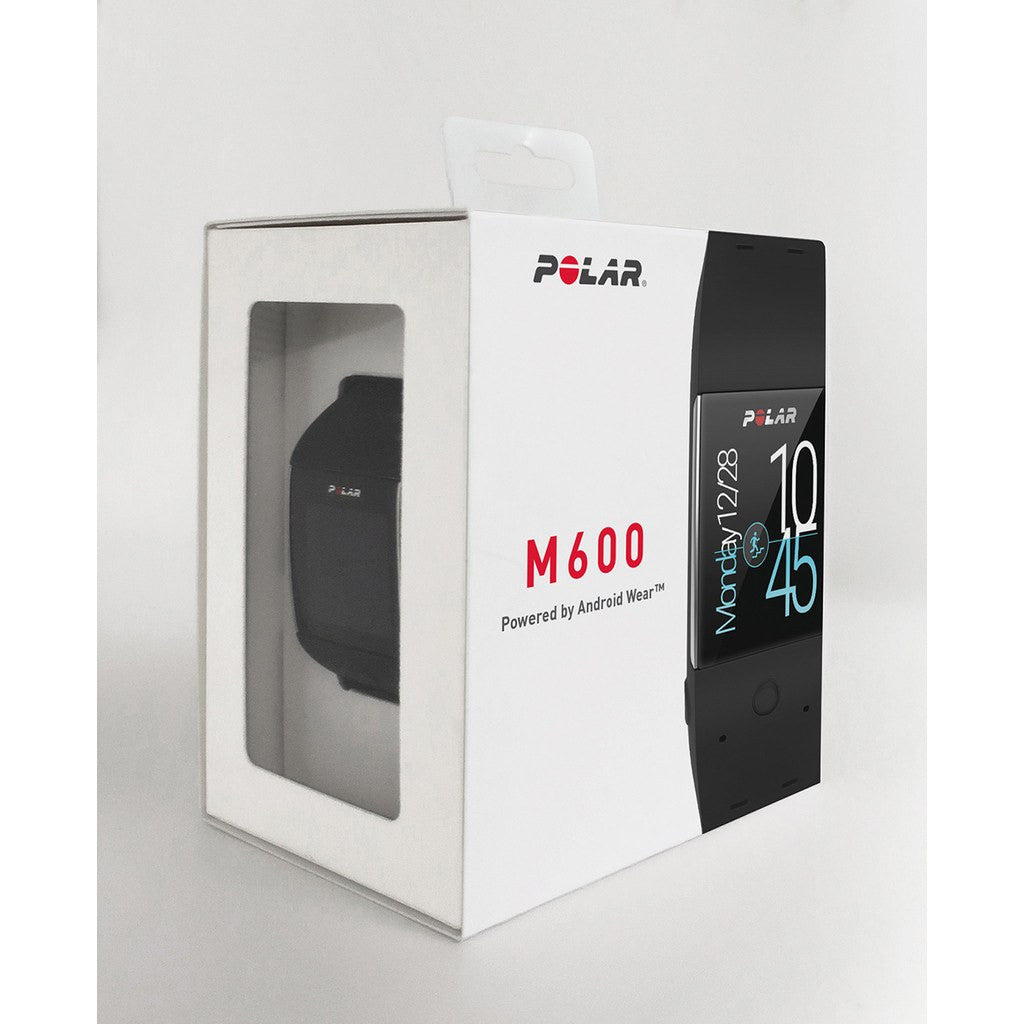 Polar M600 GPS Activity Tracker Smartwatch | Black 90063087