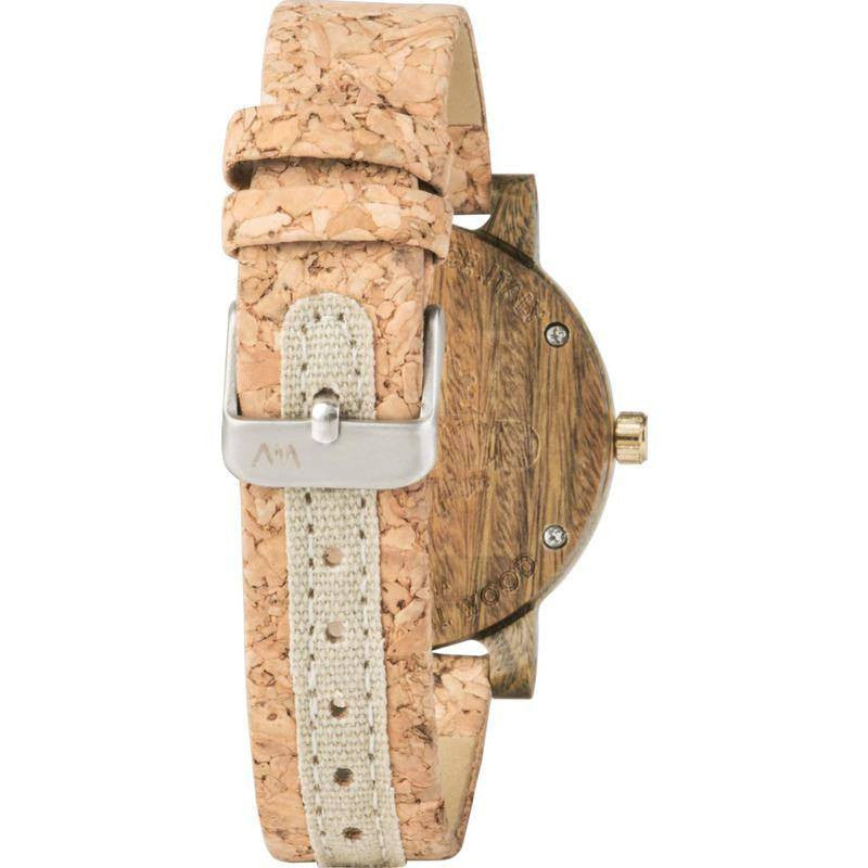 WeWood Papilio Verawood Watch | Army