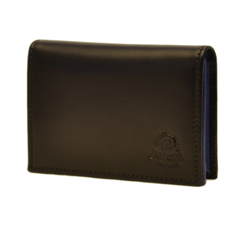Peroni Leather Card Holder | Black PF-11206BKBB