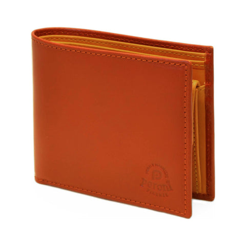 Peroni Leather Wallet | Terracotta PF-80011TEMD