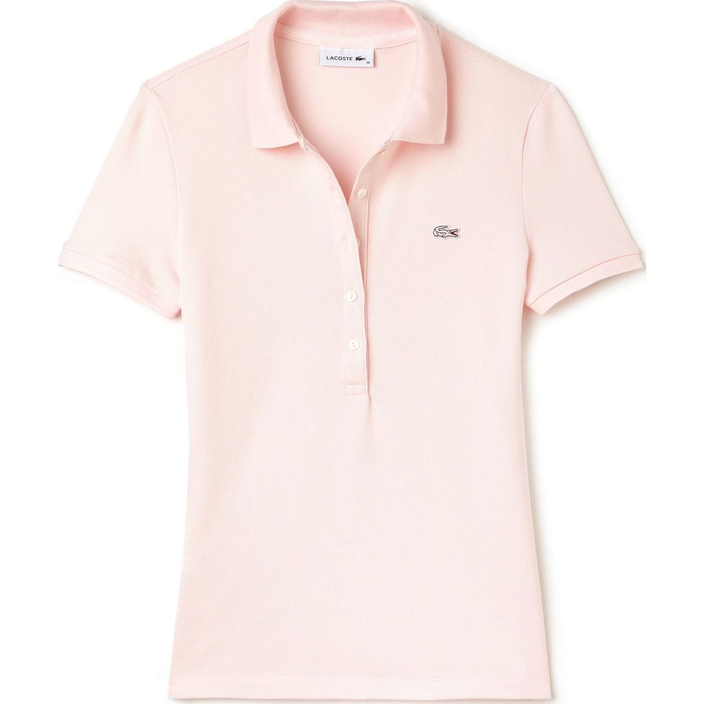 8086d472 Lacoste womens pink polos | Shipped Free at Zappos