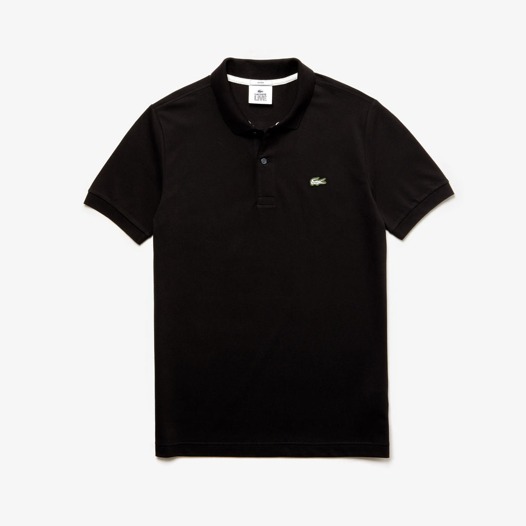 f7da7b4f ... Lacoste Men's Ultra Slim Pique Polo | 031 noir- ph3655 l!ve unisex  ultra ...