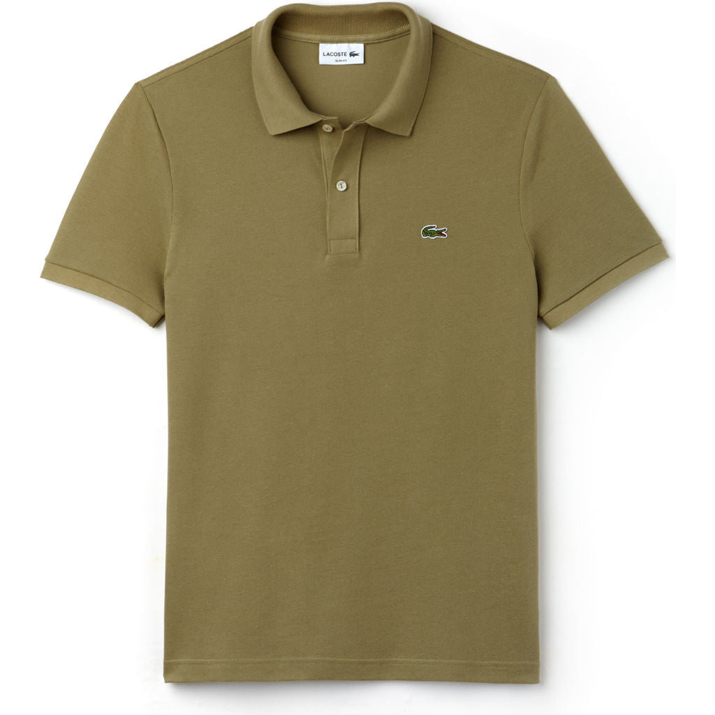 69b3d622 ... Lacoste Slim Fit Pique Men's Polo Shirt | Aloe PH4012 ...