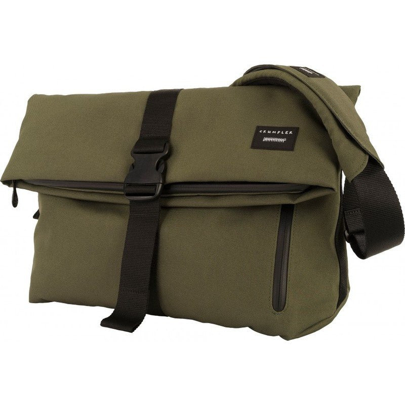Crumpler Pinnacle of Horror Messenger Bag | Rifle Green