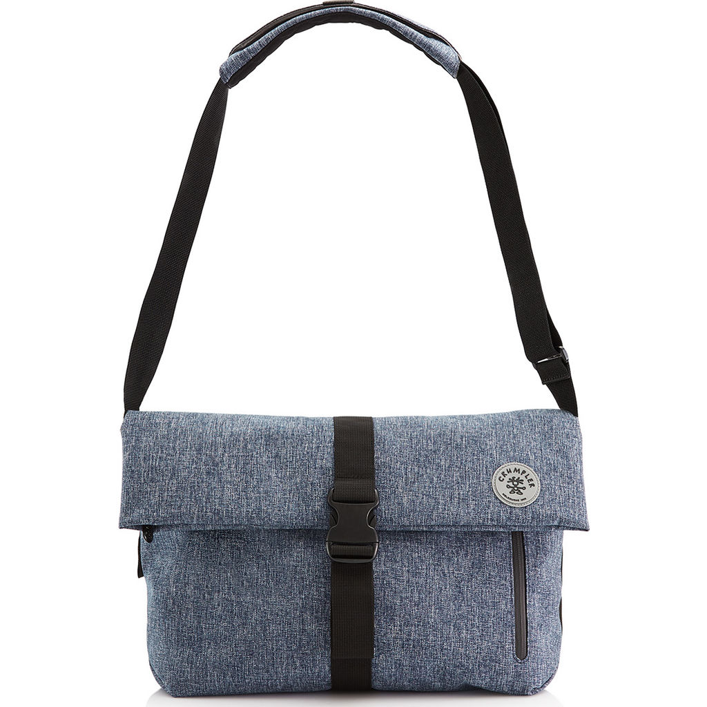 Crumpler Pinnacle of Horror Shoulder Bag in Jetty - Sportique 51afb23c5ffe2