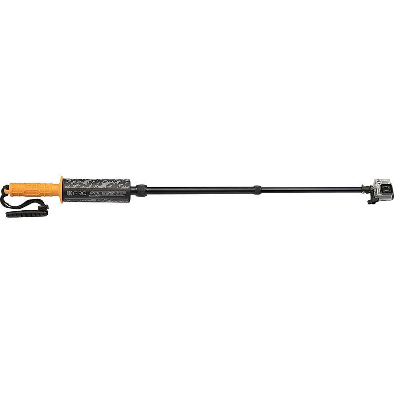 UK Pro Floating Pole 38HDF | Agent Orange