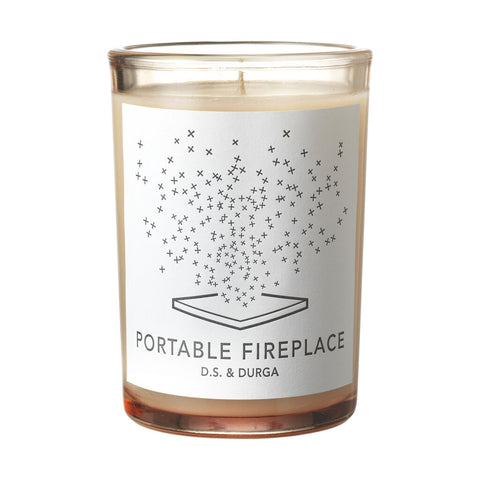 D.S. & Durga Scented Candle | Portable Fireplace