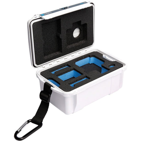 UK Pro POV30 Deluxe Hard Case | White