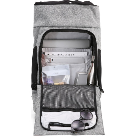 Pinqponq Medium Blok Backpack | Vivid Monochrome PPC-BLM-001-822