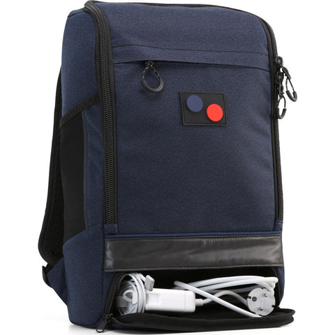 Pinqponq Medium Cubik Backpack | Vivid Ocean PPC-BPM-001-332A