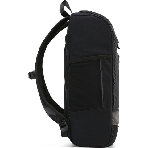 Pinqponq Medium Cubik Backpack | Licorice Black PPC-BPM-001-801