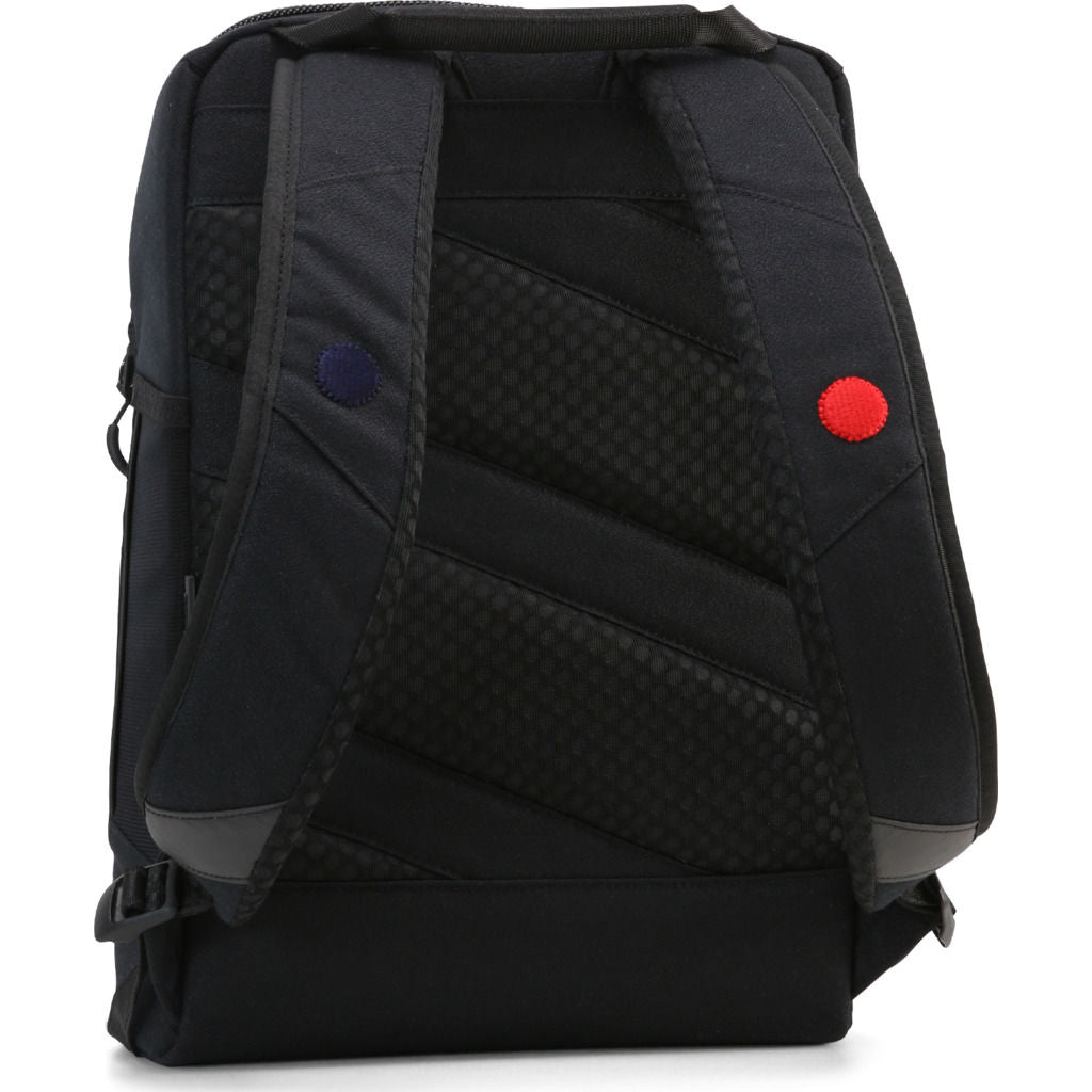 Pinqponq Small Cubik Pure Backpack in Licorice Black - Sportique 4d644ed918f6e