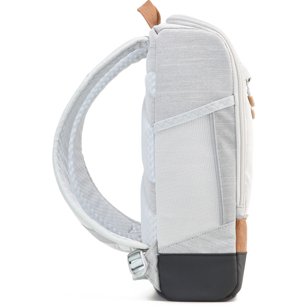 Pinqponq Small Cubik Pure Backpack in Blended Grey - Sportique 27f08d6069838
