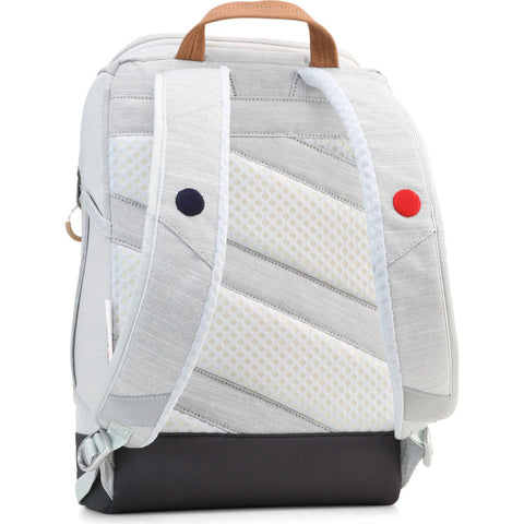 Pinqponq Small Cubik Pure Backpack | Blended Grey