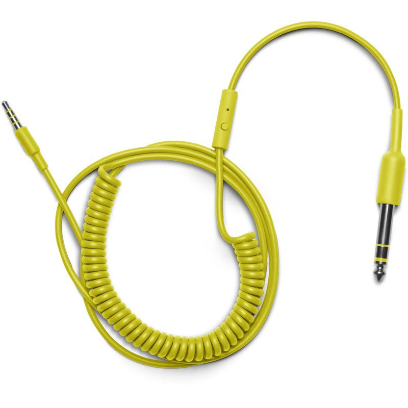 UrbanEars Zinken DJ On-Ear Headphones | Citrus