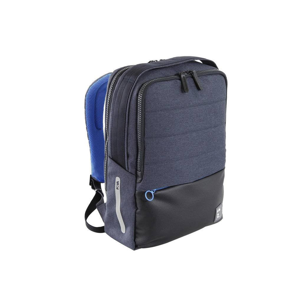 Nava Design Passenger Tech Backpack | Blue/Light Blue PS074BLB