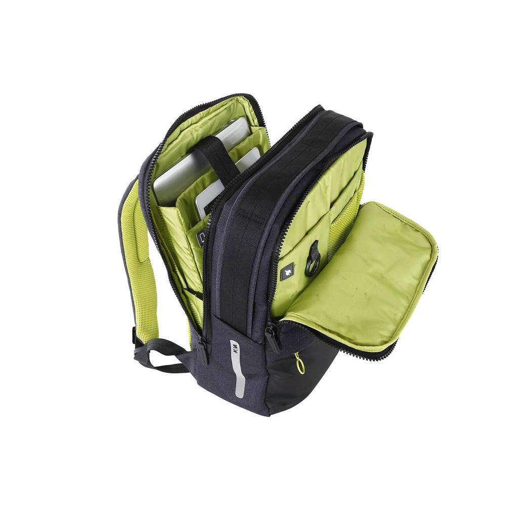 Nava Design Passenger Tech Backpack | Black/Green PS074NV