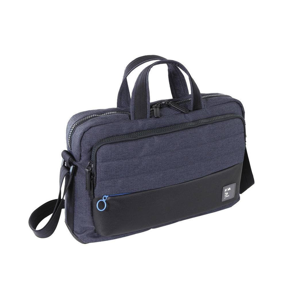 Nava Design Passenger Tech Briefcase | Blue/Light Blue PS081BLB