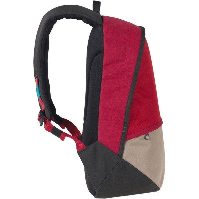 Crumpler Private Zoo Backpack | Dark Red/Rust Red/Oatmeal