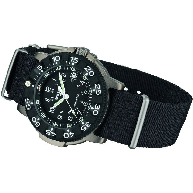traser H3 Professional New P6506 Commander Force Men's Watch | Nato Strap