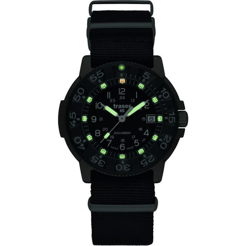 traser H3 P6506 Commander Force Watch | Nato Strap