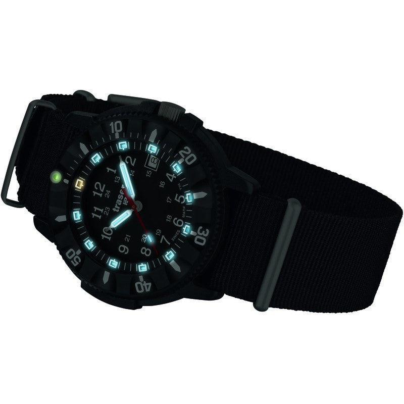 traser H3 Professional P6508 Code Blue Men's Watch Nato Strap