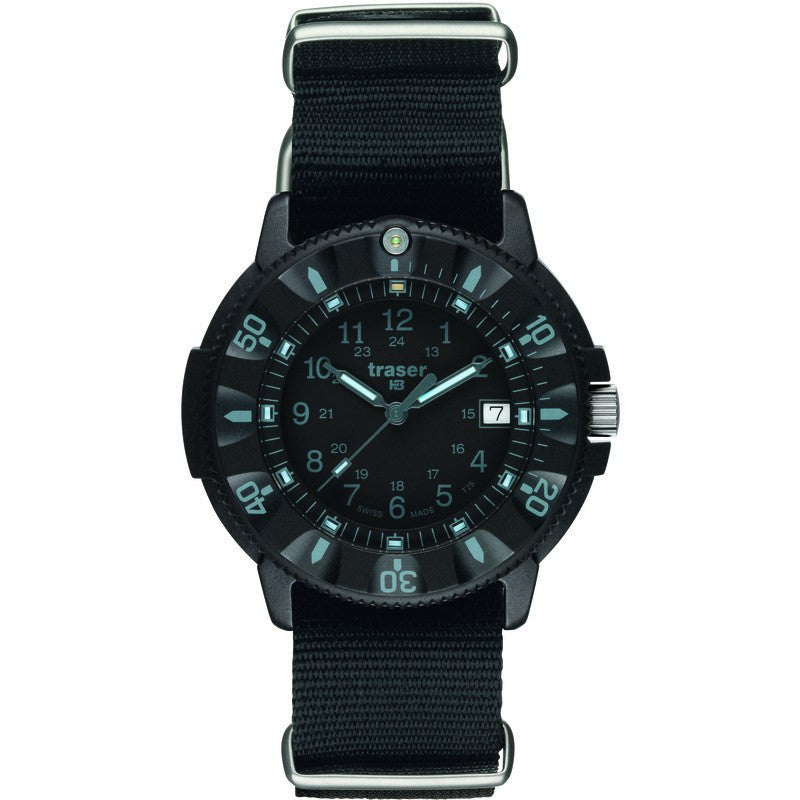 traser H3 Professional P6508 Shadow Men's Watch Nato Strap