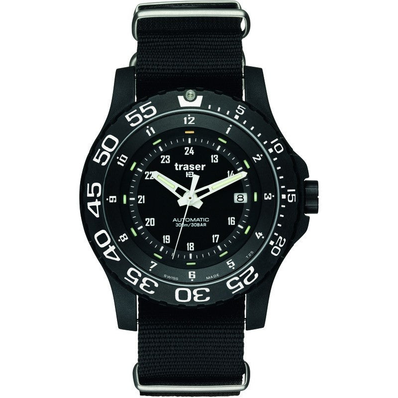 traser H3 Professional P6600 Automatic Pro Men's Watch Nato Strap