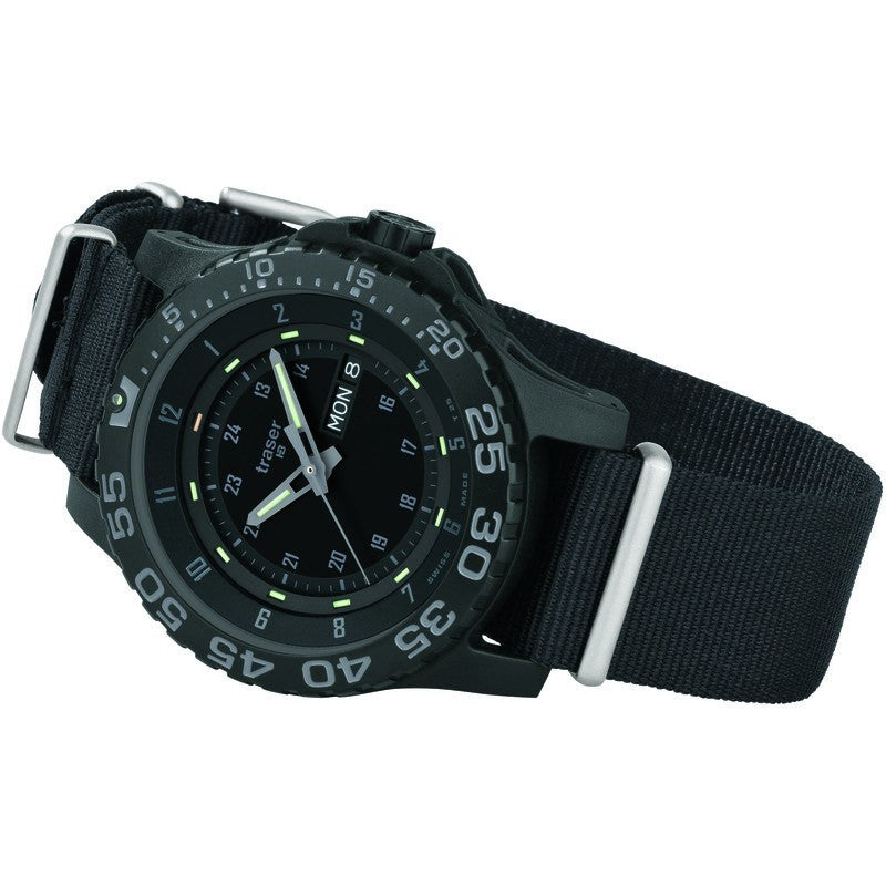 traser H3 Professional P6600 Shade Men's Watch Nato Strap