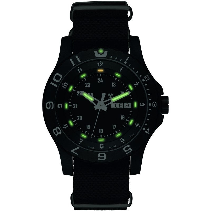 traser H3 Military P6600 Type 6 Mil-G Men's Watch Nylon Strap