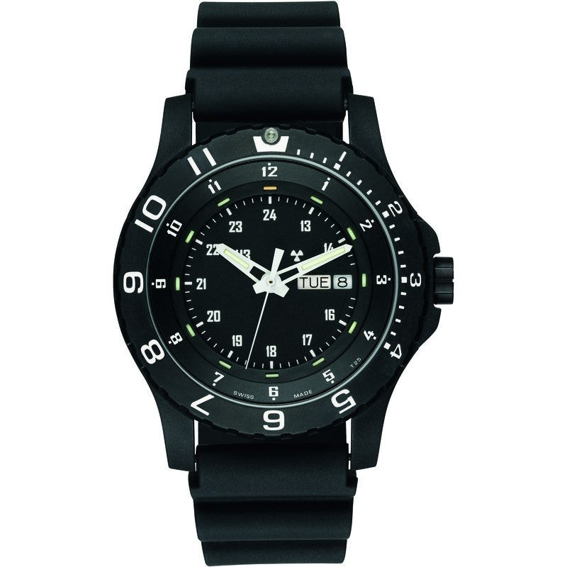 traser H3 Military P6600 Type 6 MIL-G Men's Watch | Rubber Strap