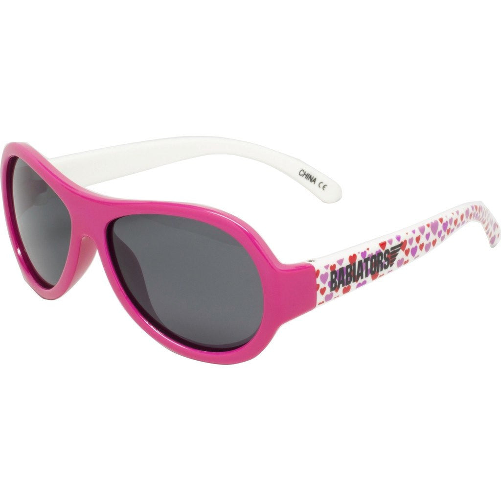 Babiators Lovefest Sunglasses | Ages 0-3 LTD-009 / Ages 3-7+ LTD-010