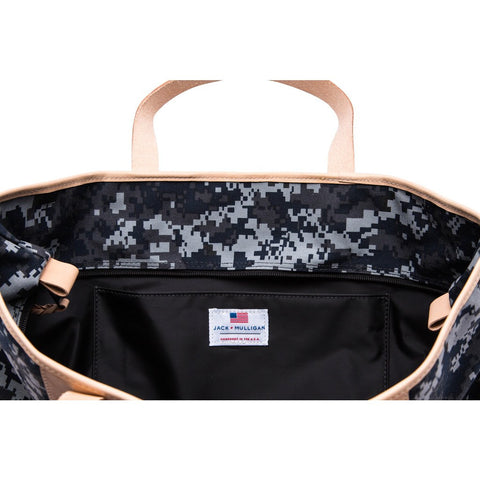 Jack + Mulligan Pablo Tote Bag | U.S. Navy Digital Camo
