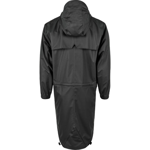 RAINS Waterproof Parka Coat | Black 1233 S/M
