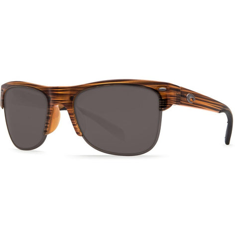 Costa Pawleys Teak Sunglasses | Gray 580P