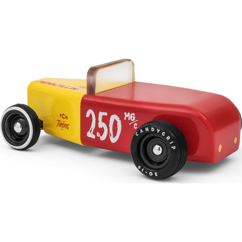 Candylab Penicillin Hotrod | Red/Yellow