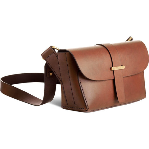 Tailfeather Peregrine Compact Messenger Bag | Walnut BAG16002W