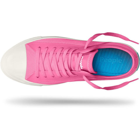 People Footwear Mens Phillips Shoes | Heartbeat Pink/Picket White