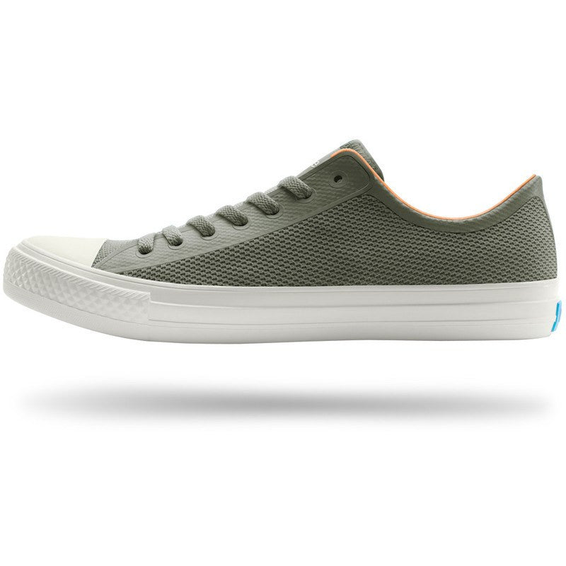 People Footwear Mens Phillips Shoes | Martini Green/Picket White