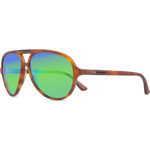 Revo Eyewear Phoenix Honey Tortoise Sunglasses | Green Water RE 1015 12 GGN