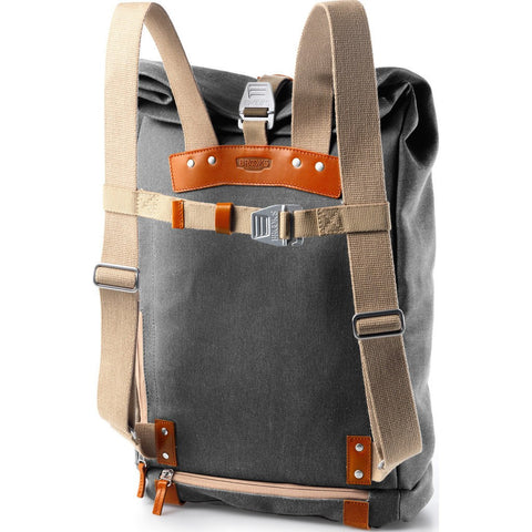 Brooks England Pickwick 12L Small Day Backpack | Grey/Honey