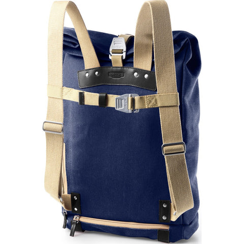 Brooks England Pickwick 24L Large Day Backpack | Blue/Black