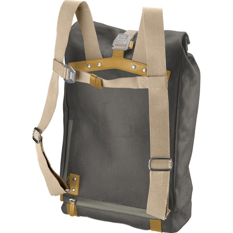 Brooks England Pickwick 24L Large Day Backpack | Mud Grey